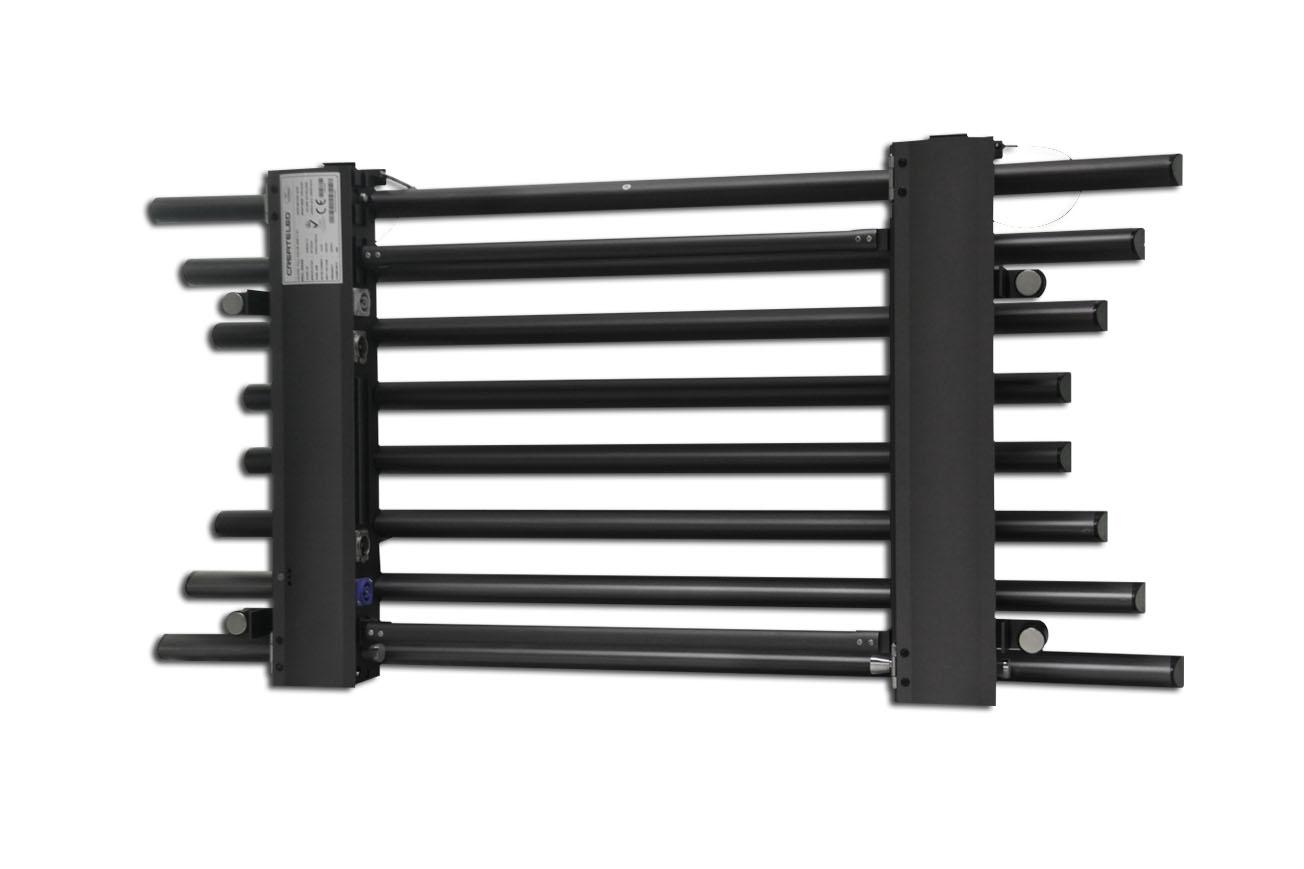 air blade display digital lighting. Black Bedroom Furniture Sets. Home Design Ideas